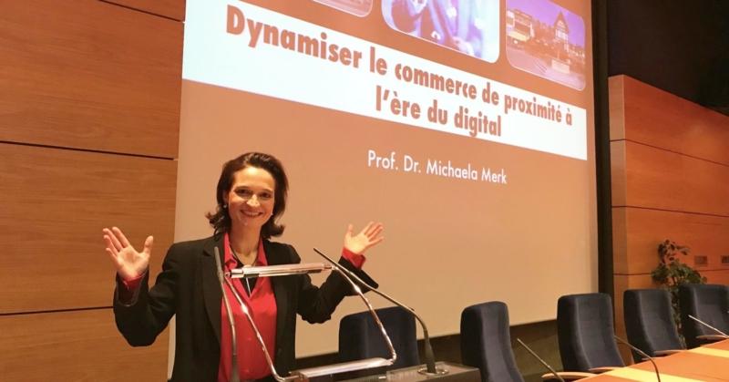 Michaela Merk Conférence